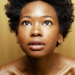 Beautiful Wakeema Hollis has natural hair