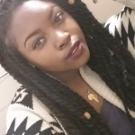 Big long senegalese twists hairstyle