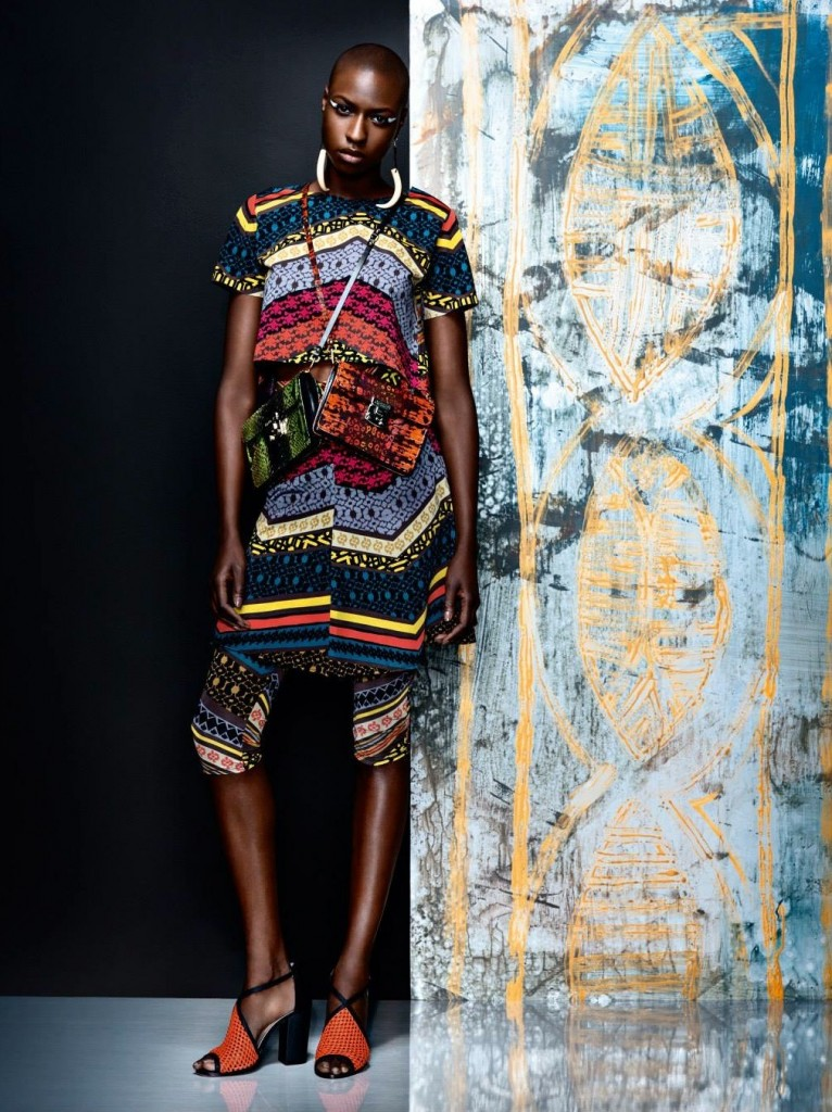 African fashion style by Musette
