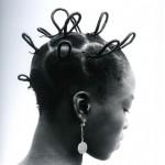 Amazing bantu knots natural hairstyle!