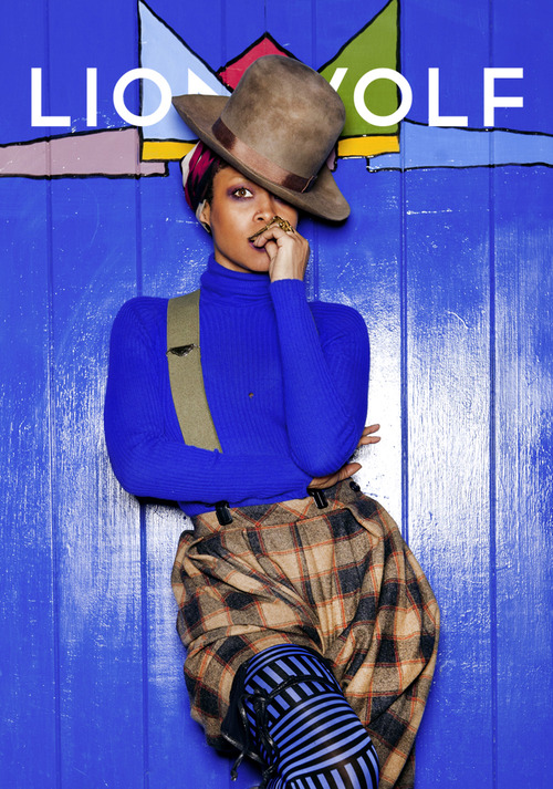 Erykha Badu South African fashion inspiration