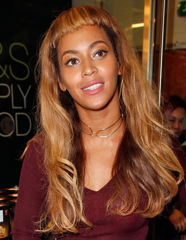 Beyonce Crazy-Short Bangs