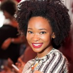Wakeema Hollis natural hairstyle