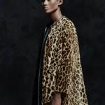 Amazing faux fur leopard coat