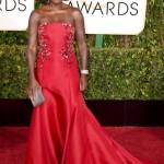 Golden Globe Awards dresses : Viola Davis