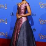 Golden Globe Awards dresses : Kerry Washington