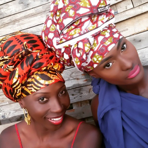 So beautiful with headscarves