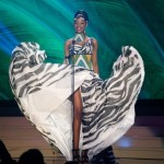 Miss Universe 2015 dresses : South Africa