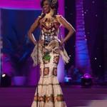 Miss Universe 2015 dresses : Angola